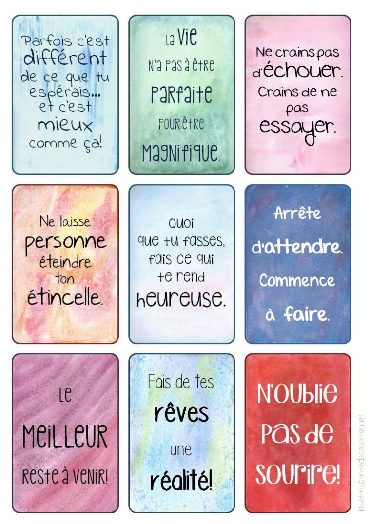 Mes Stickers Un Peu De Motivation C Same Et Ses Tats D 39 Me
